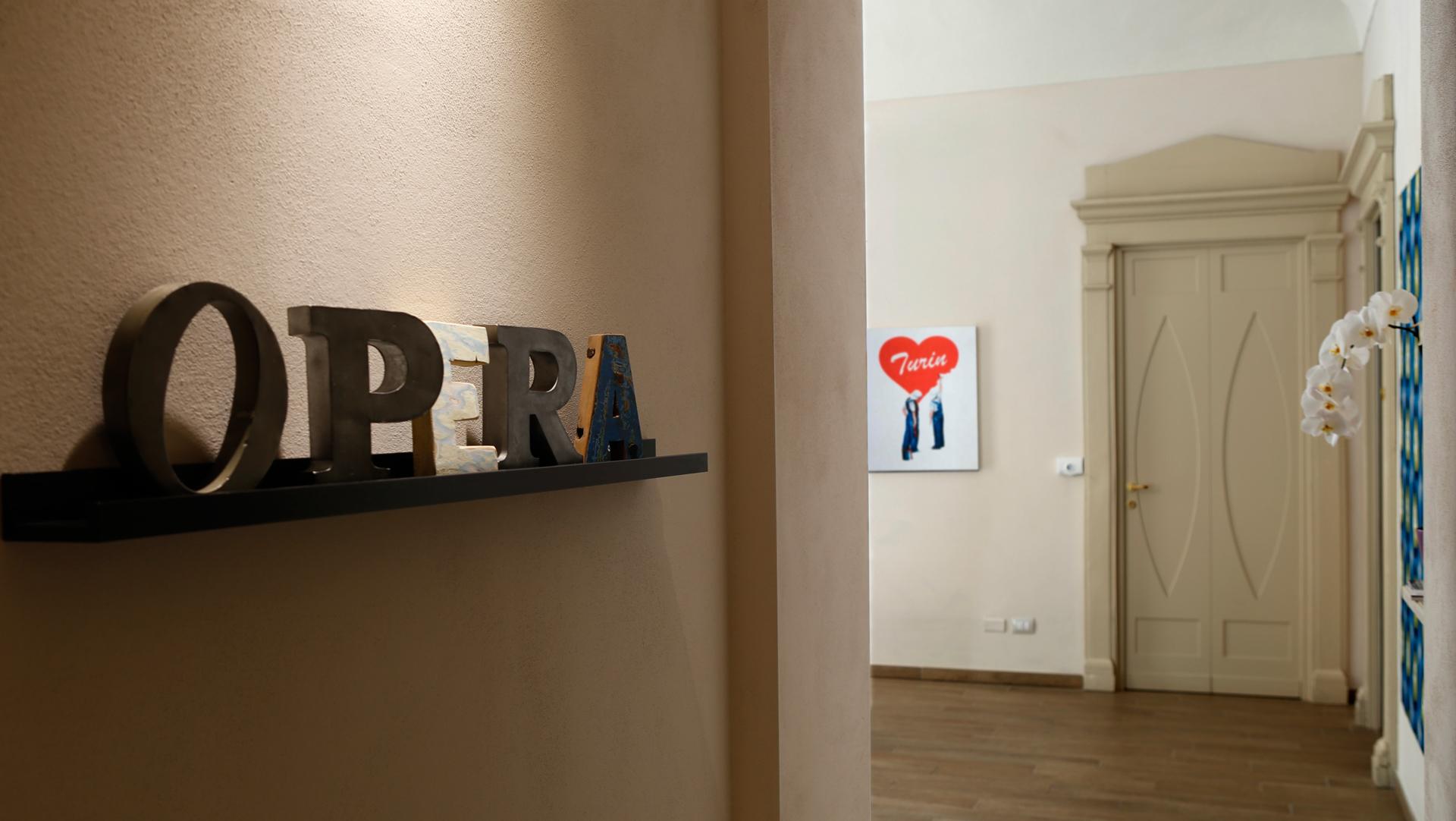 Ingresso - Residenza dell'Opera