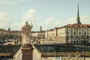 Place Vittorio Veneto - Turin