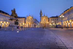 Place San Carlo - Turin